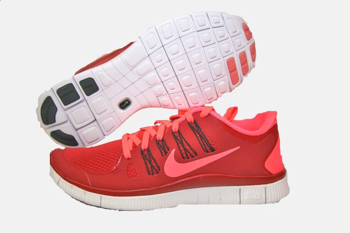 Nike Free 5.0 Rot Gelb