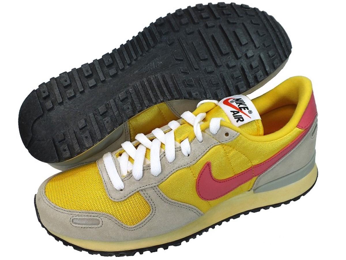 lowest price fcfe4 5a8bf Das Bild wird geladen Nike-Air-Vortex-Vintage-429773-Gelb-760-Pink-