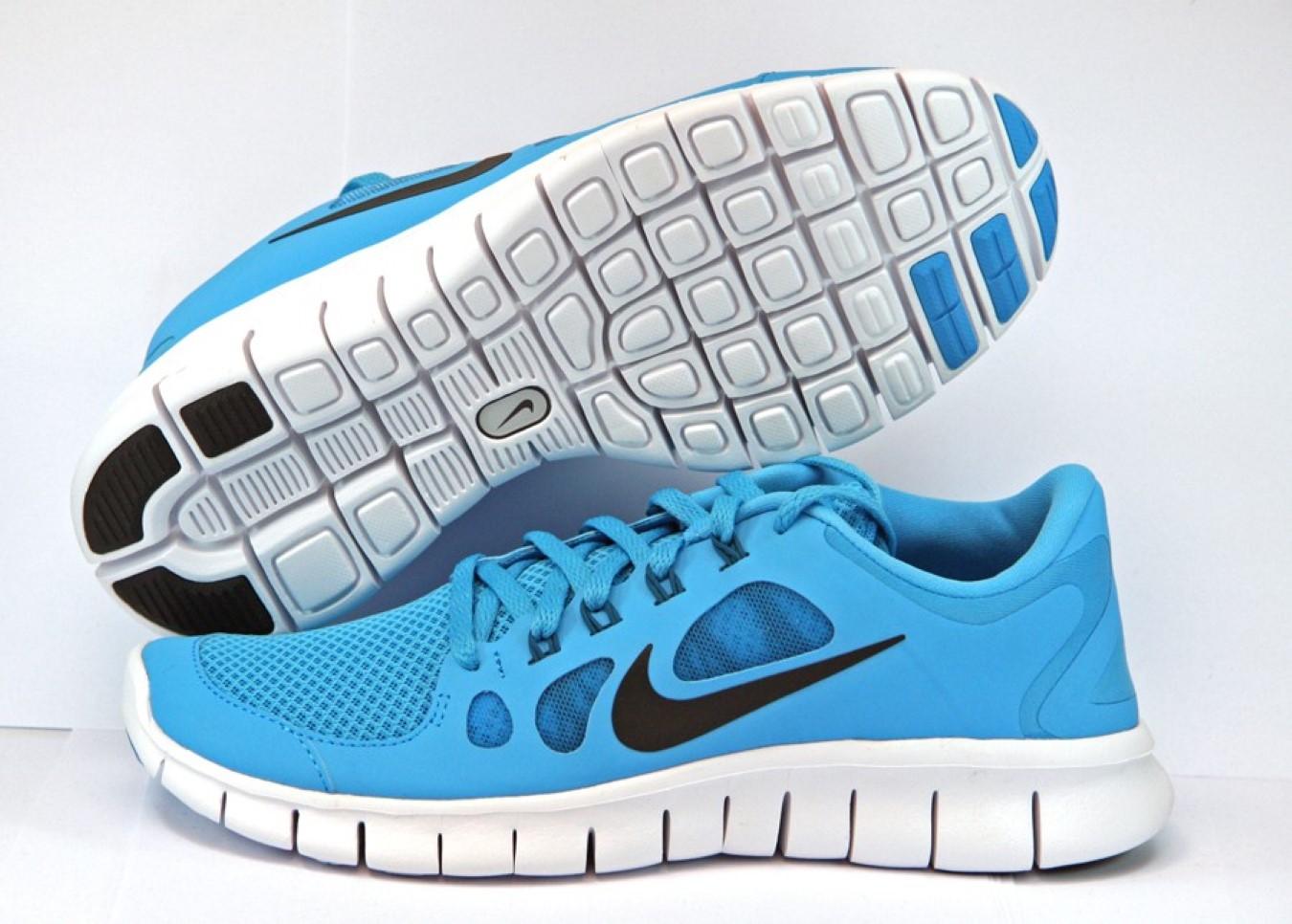 nike free 5 0 running 580558 blau 402 schuhe sneaker 36 37. Black Bedroom Furniture Sets. Home Design Ideas