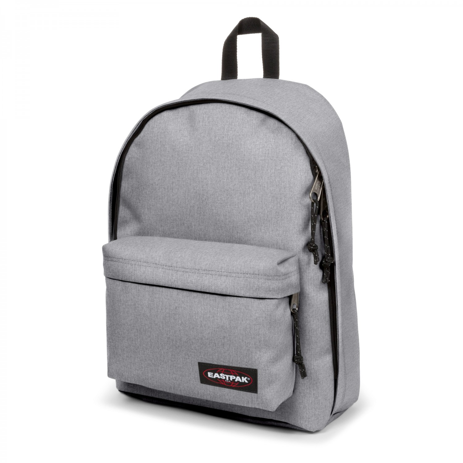 eastpak out of office ek767 rucksack 363 grau 27 liter. Black Bedroom Furniture Sets. Home Design Ideas