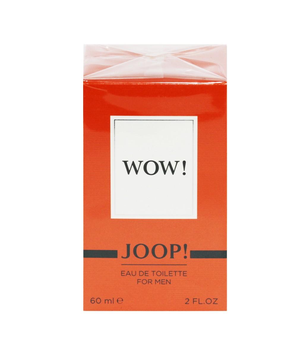 joop wow men 60 ml edt spray herrenduft parf m herren eau. Black Bedroom Furniture Sets. Home Design Ideas