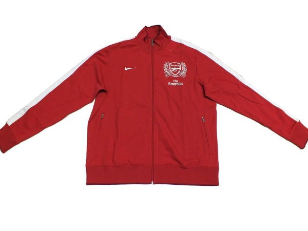 Nike ARSENAL Training Jacke 423997 Rot 620 EDEL