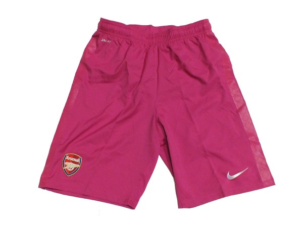 NIKE ARSENAL Goalkeeper Kinder Shorts 479292 Pink 673