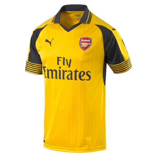 Puma ARSENAL Away Trikot 749714 Gelb 03 EDEL
