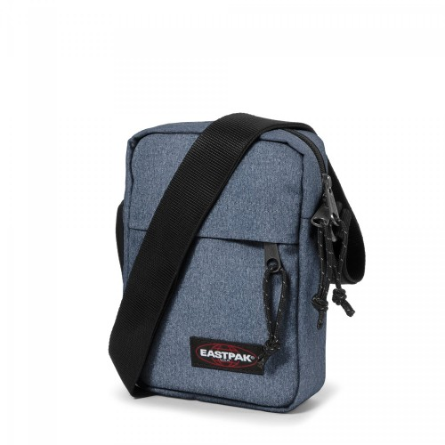 Eastpak The One Schultertasche EK045 Double denim 82D 2,5 Liter