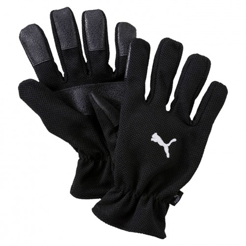 puma fussball handschuhe 040014 black 01 gloves gummiert. Black Bedroom Furniture Sets. Home Design Ideas