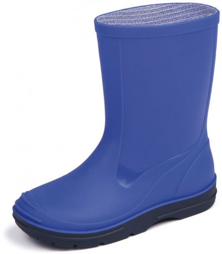 Beck Kinder Gummistiefel 486 Basic Royal tolles Design – Bild 1