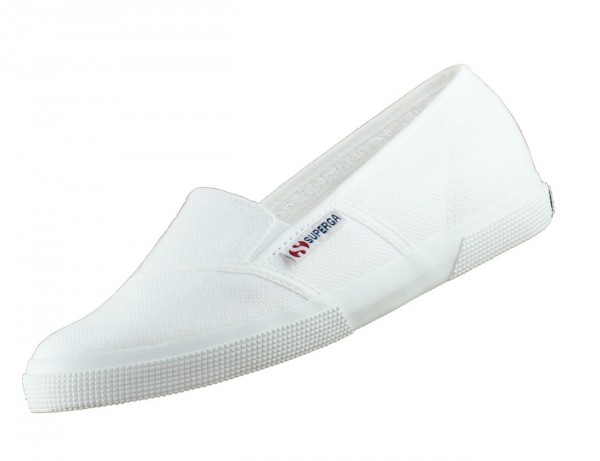Superga 2210 cotw S007WA0 Weiss 901 Damen Slip On