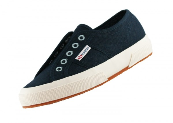 Superga 2750 Cotu Slipon S007EV0 Navy 933 Damen Sneaker