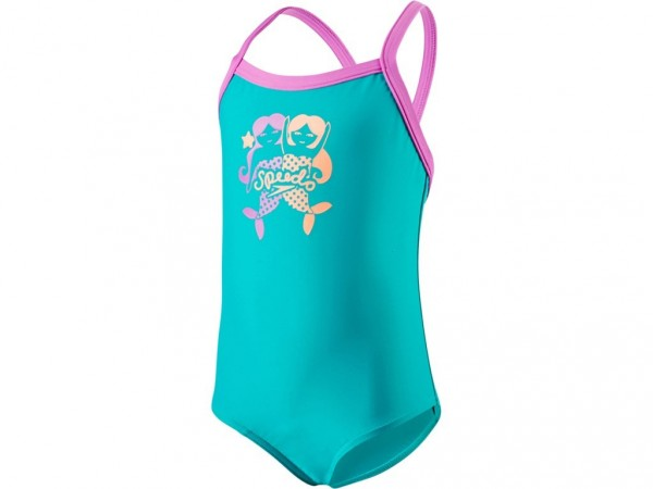 Speedo Essential Badeanzug 8-07969B396 Kinder Gr. 104