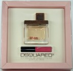 DSQUARED She Wood SET 50 ml Parfum 001