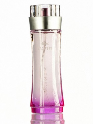 Lacoste Touch of Pink 50 ml EDT pour femme Spray