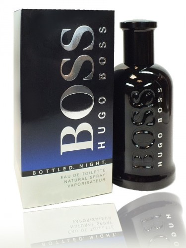 Hugo Boss Bottled Night 100 ml EDT Spray