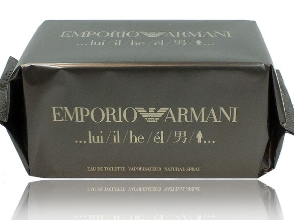 Emporio Armani He 100 ml EDT Spray
