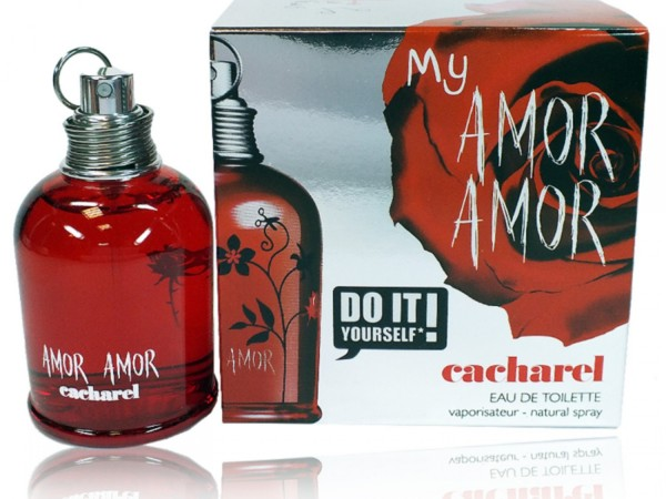 Cacharel My Amor Amor 50 ml + Stickers