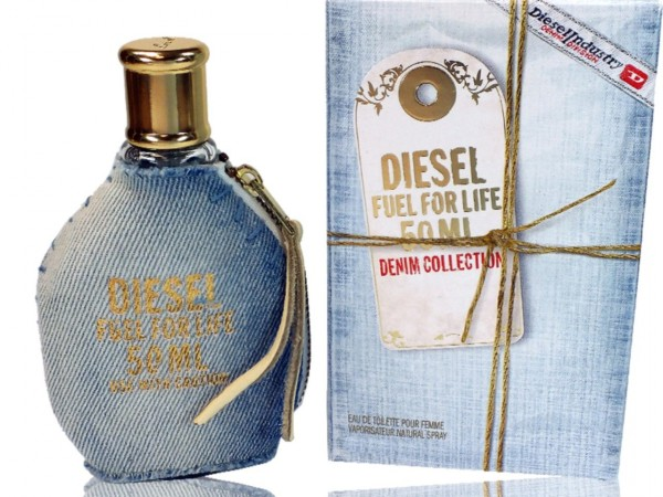 Diesel Fuel for Life Denim Her 50 ml EDT