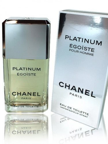 Chanel Egoiste Platinum 100 ml EDT Herrenduft
