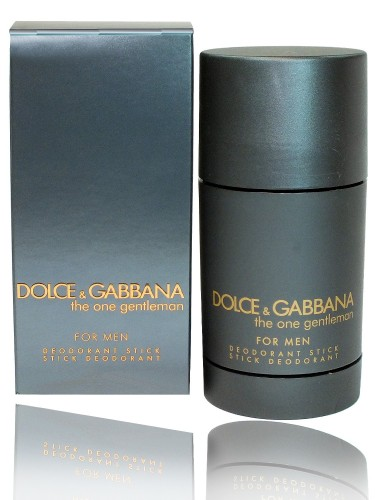 D&G The One Gentleman Deo Stick 75 ml Men