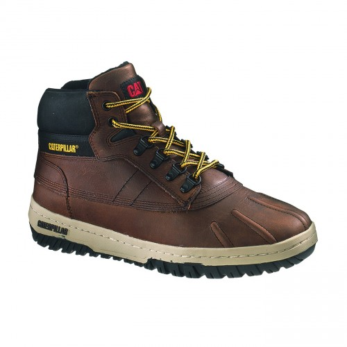 CAT Caterpillar Orion WR Stiefel Boots