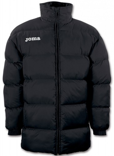 Joma 5009 Black Alaska Winter Step Coach Stadion Jacke
