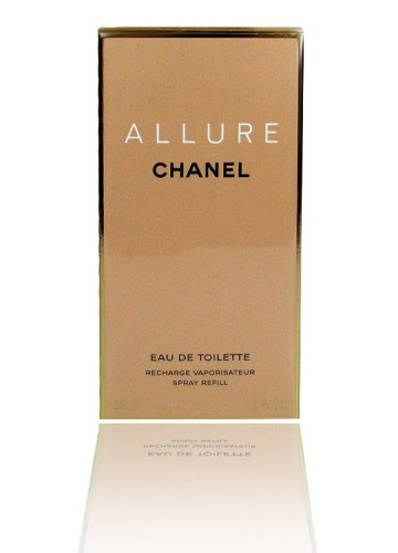 Chanel Allure 60 ml EDT Recharge Refill Spray