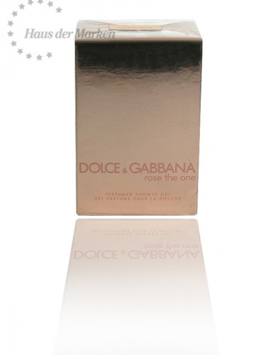 Dolce & Gabbana Rose The One 200 ml Shower Gel
