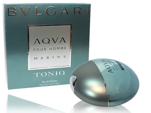 Bvlgari Aqva Marine TONIQ Homme 50 ml EDT Spray
