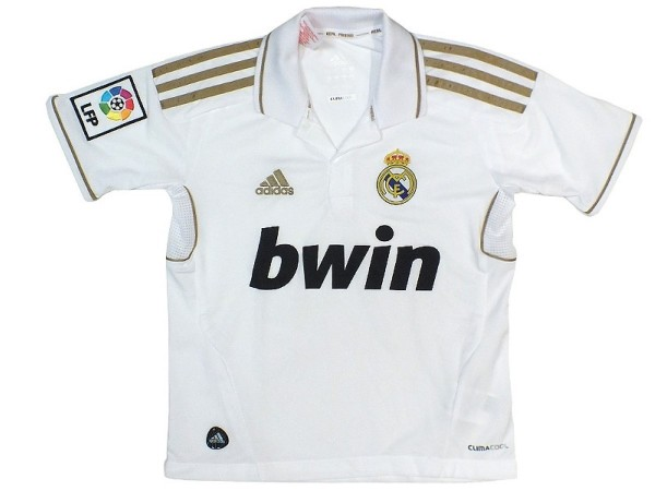 ADIDAS REAL MADRID H JSY TRIKOT V13659 Weiss