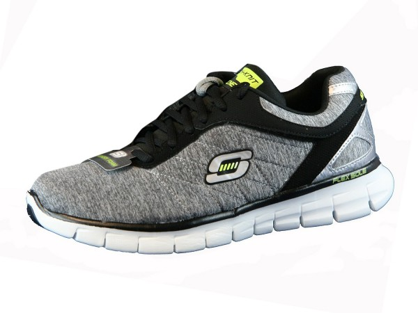 Skechers Synergy Instant Reaction 51189 LGBK Running