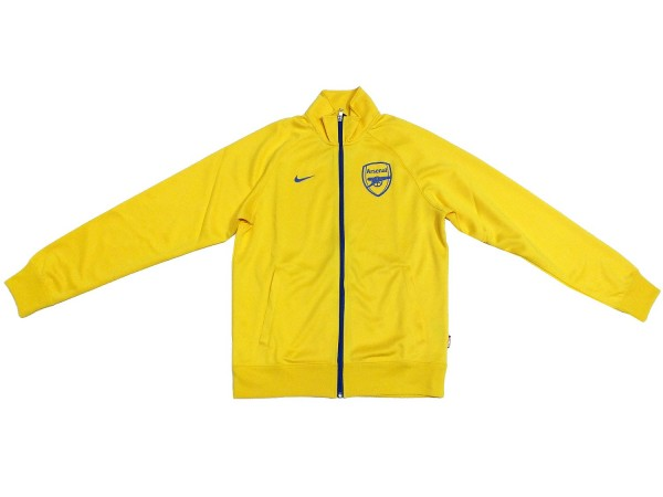 Nike ARSENAL Training Jacke 546710 Gelb 749