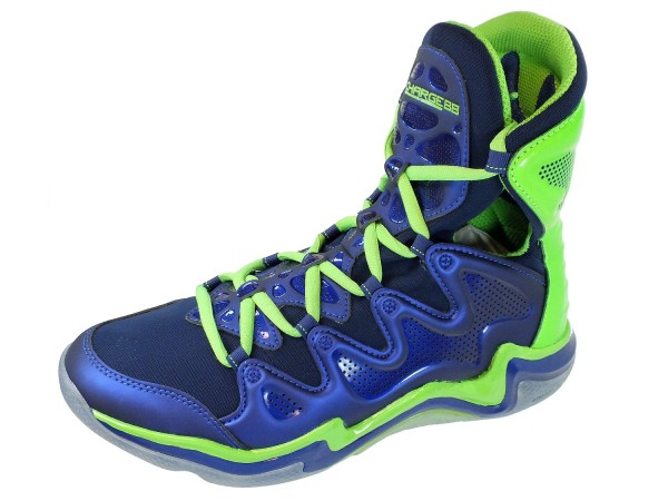 Under Armour Micro G Charge BB 1238192 Blau 403 Limited Basketball