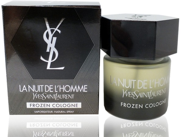 YSL La Nuit De Lhomme 60 ml EDC Frozen Cologne Spray