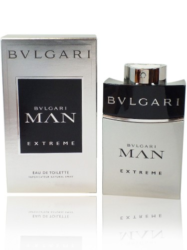 Bvlgari Man Extreme 100 ml Eau de Toilette Bulgari Spray