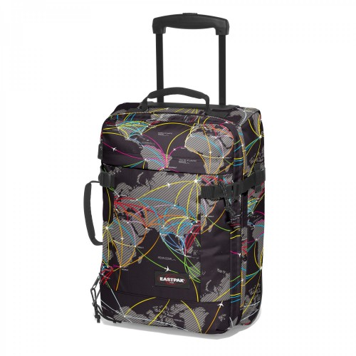 Eastpak EK401 Tranverz XS Rollentasche 86F Flight Path Reisetasche 27 L Trolley
