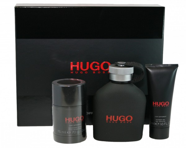 Hugo Boss Just Different SET 125 ml EDT 50 ml SG 75 ml Deo Stick