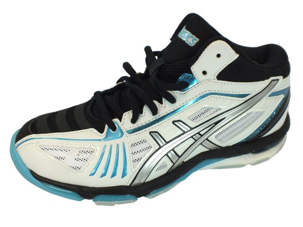 ASICS GEL VOLLEY ELITE 2 Weiss B350N 0193 Indoor