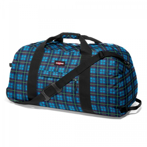 Eastpak EK072 WAREHOUSE Rollentasche 65B Reisetasche 151 L Unichecks Blue