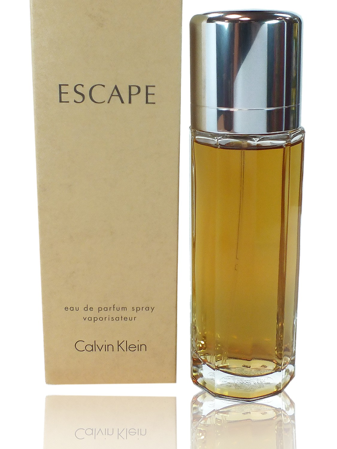 calvin klein ck escape 100 ml eau de parfum spray parf m. Black Bedroom Furniture Sets. Home Design Ideas