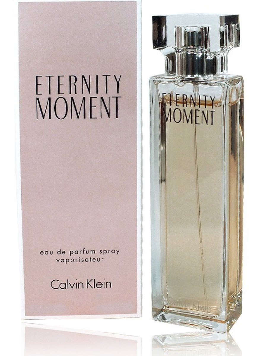 calvin klein eternity moment 100 ml eau de parfum spray. Black Bedroom Furniture Sets. Home Design Ideas