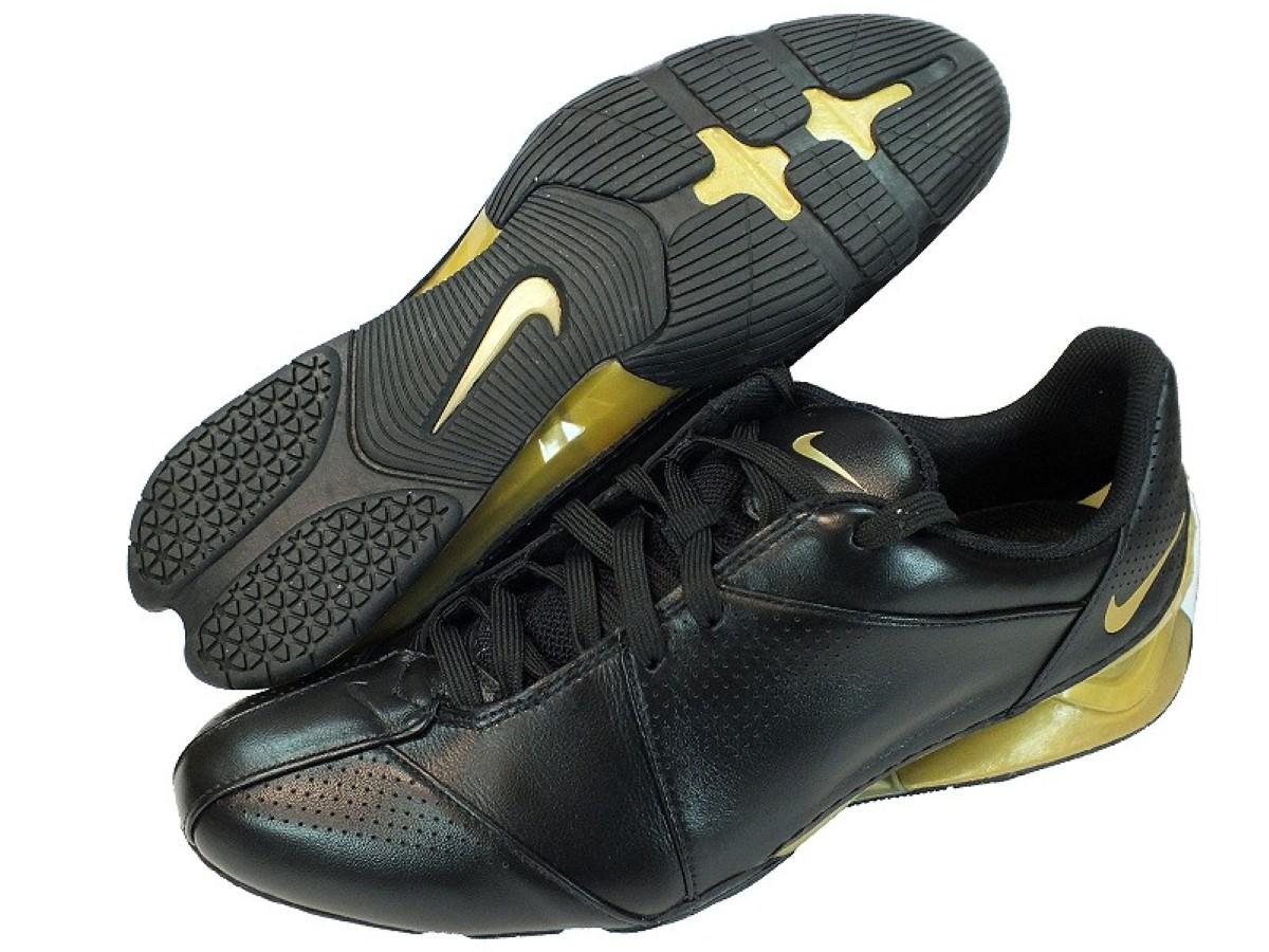 SHOX GT LEATHER Schuhe Größe 40 schwarz Sneaker 432171 004