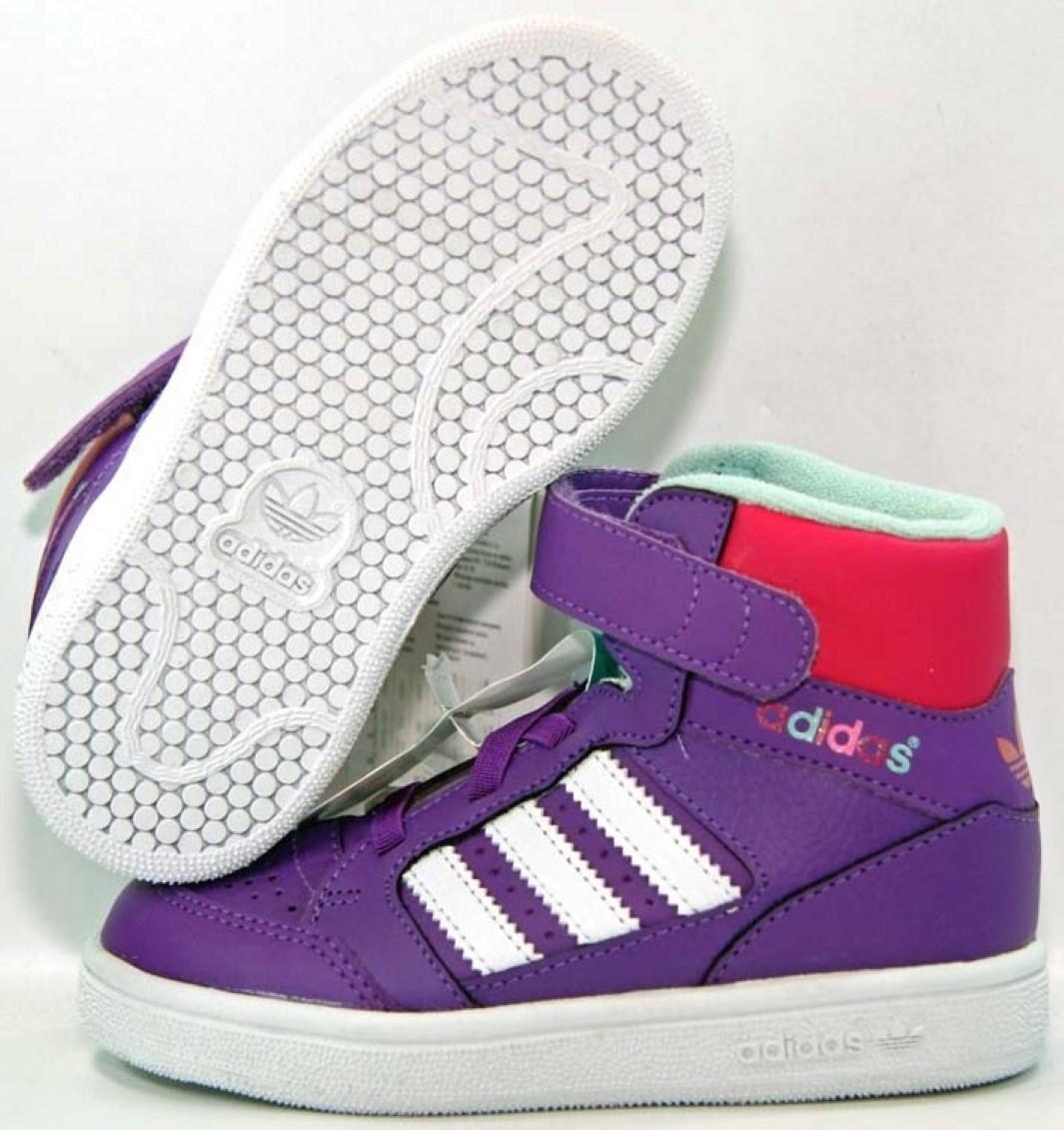 Adidas Lila Schuhe