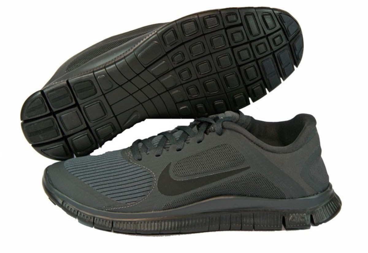 Nike Free 4.0 V3 Damen Schwarz