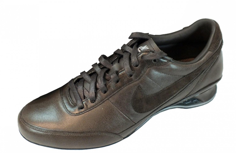 Shox Vital Größe 40 Schuhe braun Sneaker 325019 224 Leder