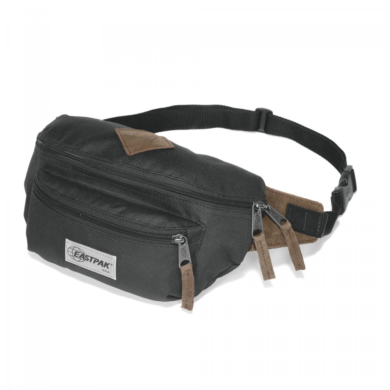 eastpak doggy bag ek073 09d doggy bag into the out black. Black Bedroom Furniture Sets. Home Design Ideas