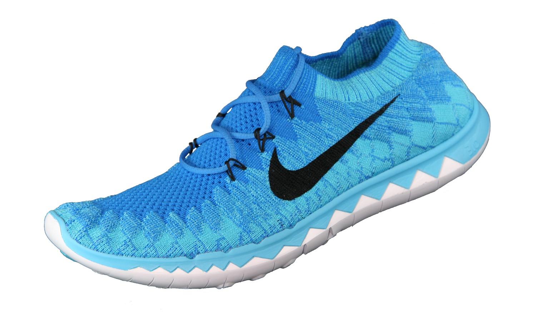 Nike Free 3.0 Flyknit Blau