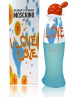 Moschino I Love Love 100 ml EDT Spray