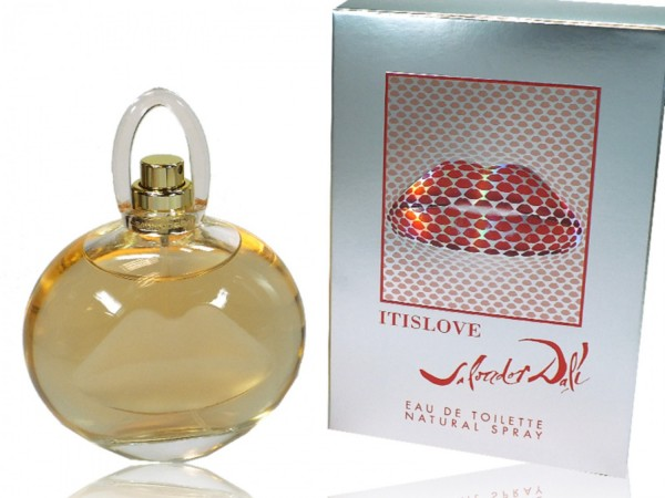 Salvador Dali It is love 100 ml Eau de Toilette Spray