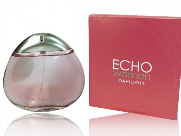 Davidoff Echo woman 100 ml Eau de Parfum Spray