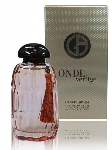 Armani Onde Vertige 100 ml EDP Spray Parfum