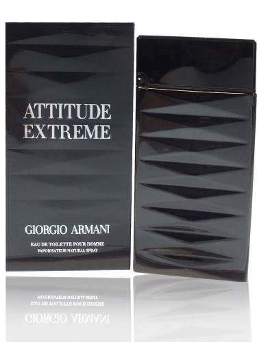 Armani Attitude Extreme 75 ml EDT Spray